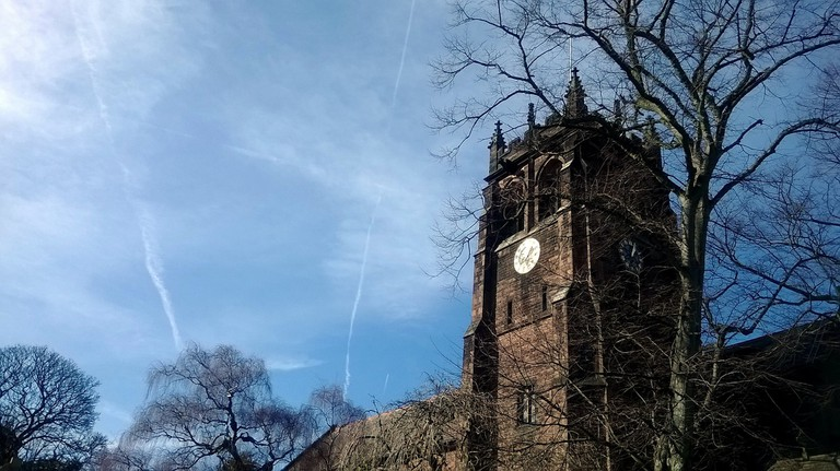 St. Peter's Church in Woolton