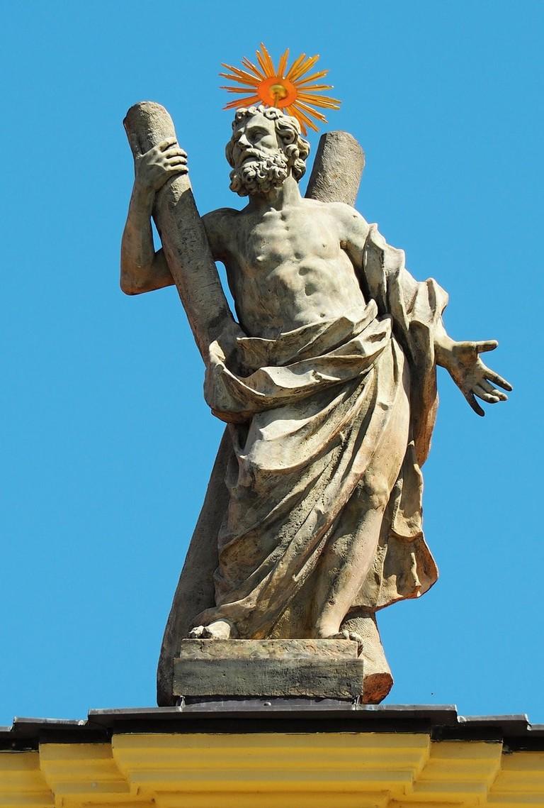The Apostle, Saint Andrew   © toja33 / Pixabay