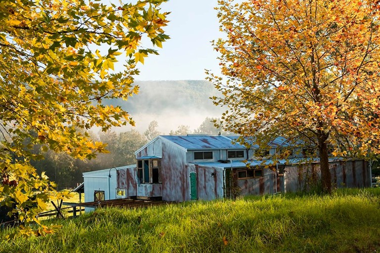 The Shed at Broger's End | © Airbnb
