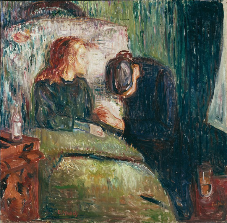 Edvard Munch's 'The Sick Child', 1907 | © 2017 Artists Rights Society (ARS), New York / Tate, London, 2015