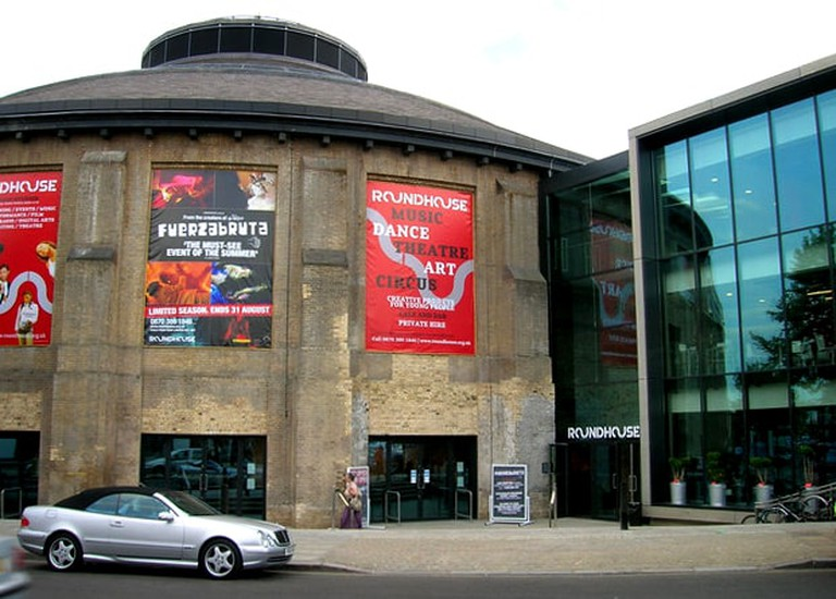 The Roundhouse | © Wikimedia