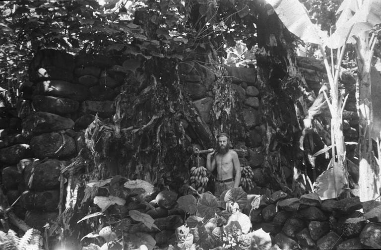 Thor Heyerdahl | Courtesy of the Kon-Tiki Museum