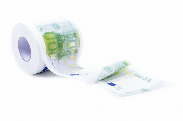 Toilet paper can have different functions  ©Public Domain Pictures: Pixabay