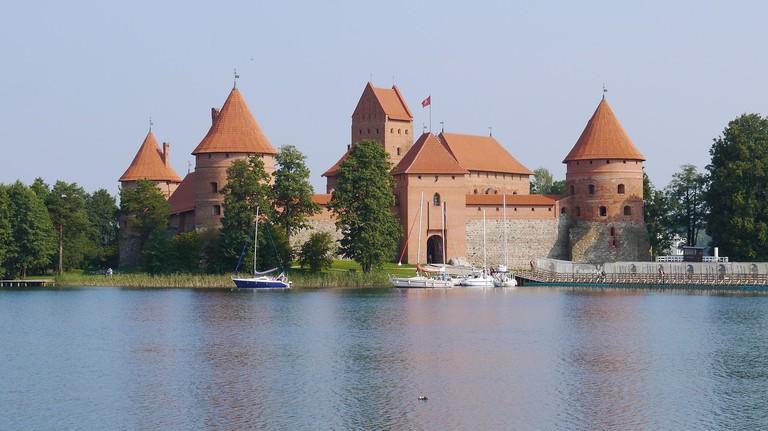 trakai-castle-1793829_1280