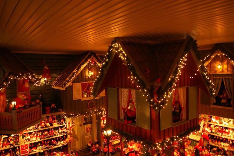 Tregaarden's Julehus interior | Courtesy of Tregaarden's Julehus