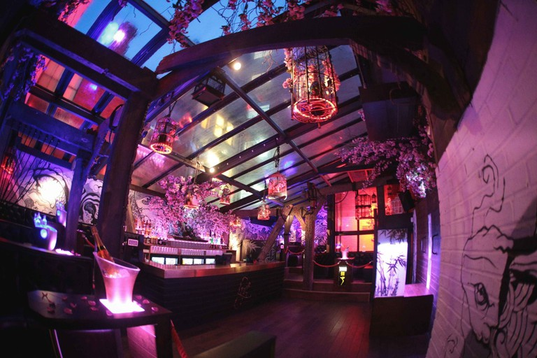 Tup Tup Palace nightclub in Newcastle