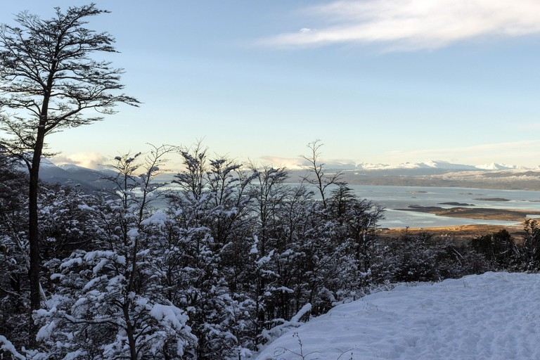 Some of the sights in Tierra del Fuego National Park