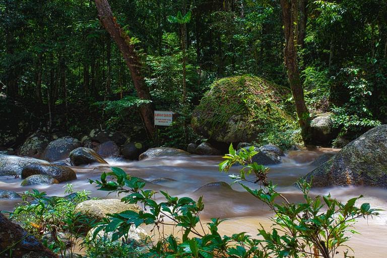 Ulu Kenas Recreational Forest