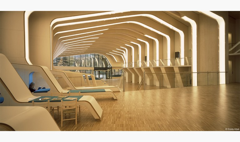 Vennesla Library interior | © Erieta Attali, Courtesy of Helen & Hard
