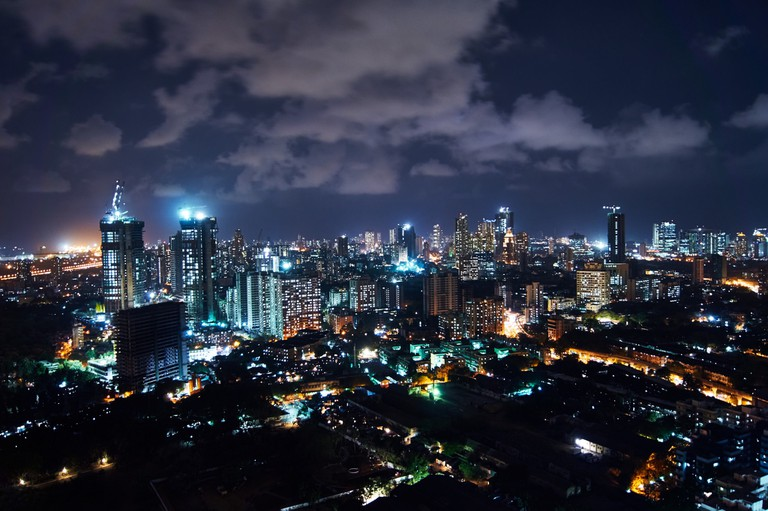 Mumbai at night| Vidur Malhotra / Flickr