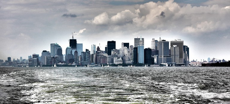 View from the Staten Island Ferry | Mobilus in Mobili Flickr