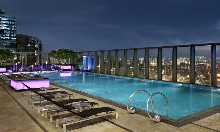 W-Hotel-Swimming-Pool-Hong-Kong