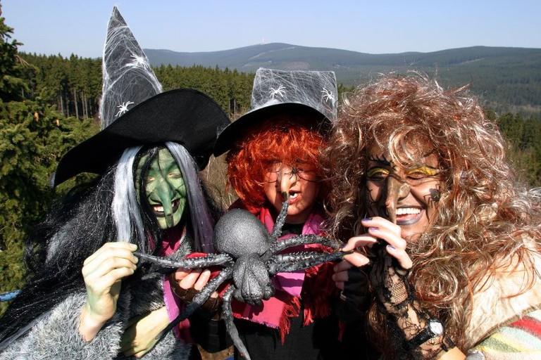 Walpurgis witches ©M. Bein
