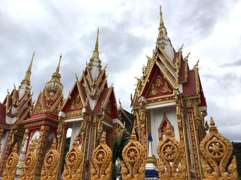 Wat Luang, Pakse   © Regina Beach/Culture Trip