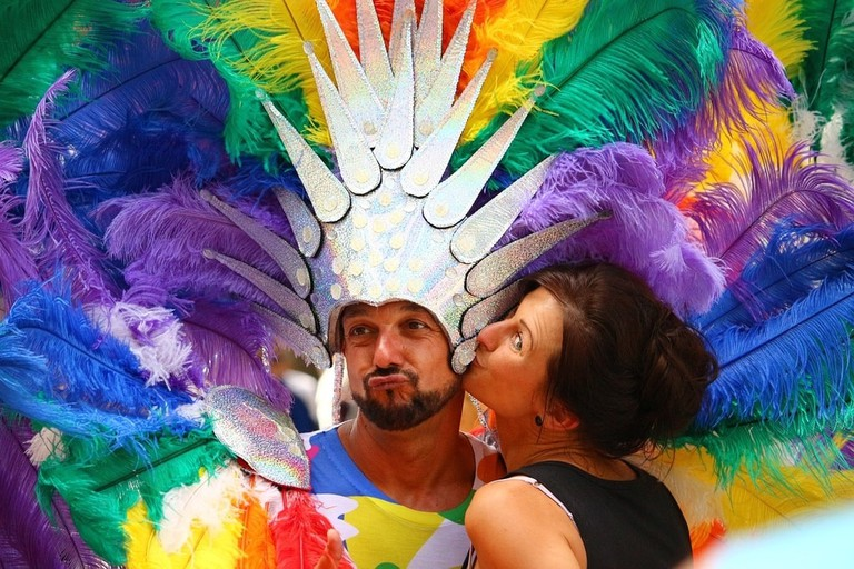 Gay Pride Brazil | Pixabay