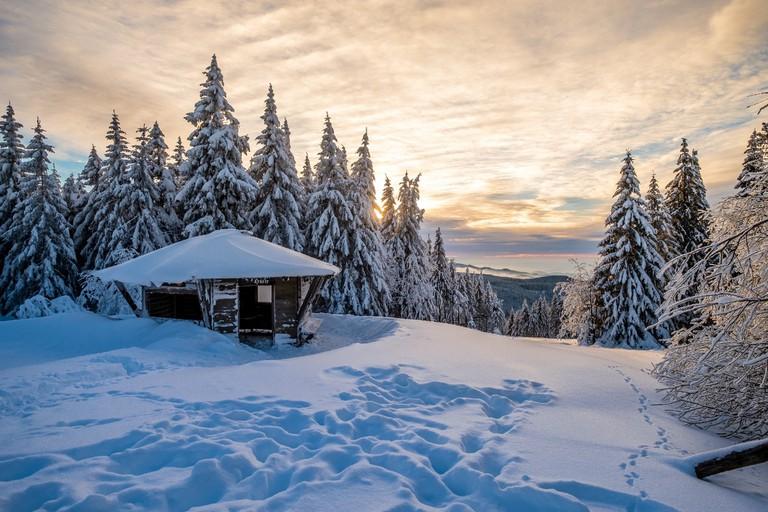 Winter in the Harz Mountains_©HTV, D. Kühne