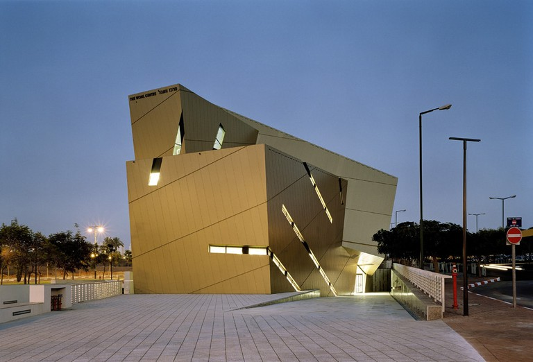 Wohl Center from Libeskind website
