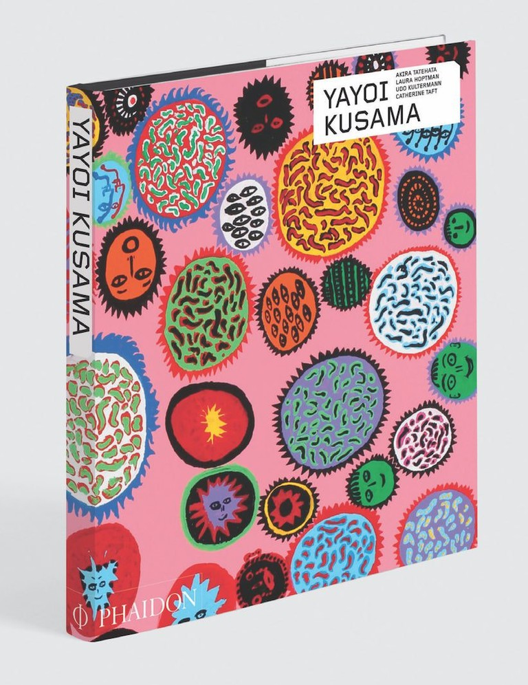 Yayoi Kusama 3D copy
