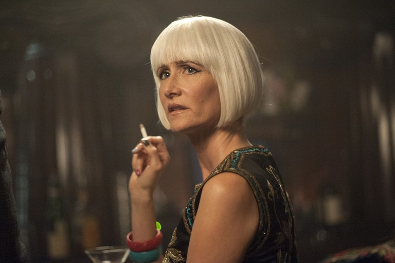 Laura Dern in 'Twin Peaks: The Return' | © Showtime