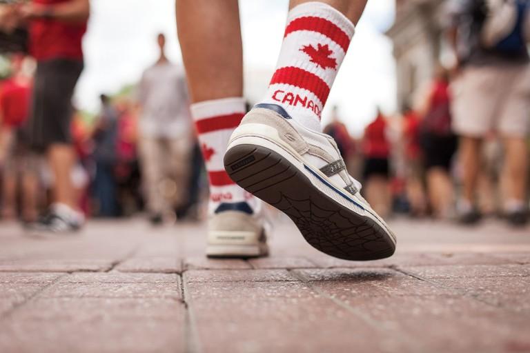 Canada Day Celebrations | © OTMPC