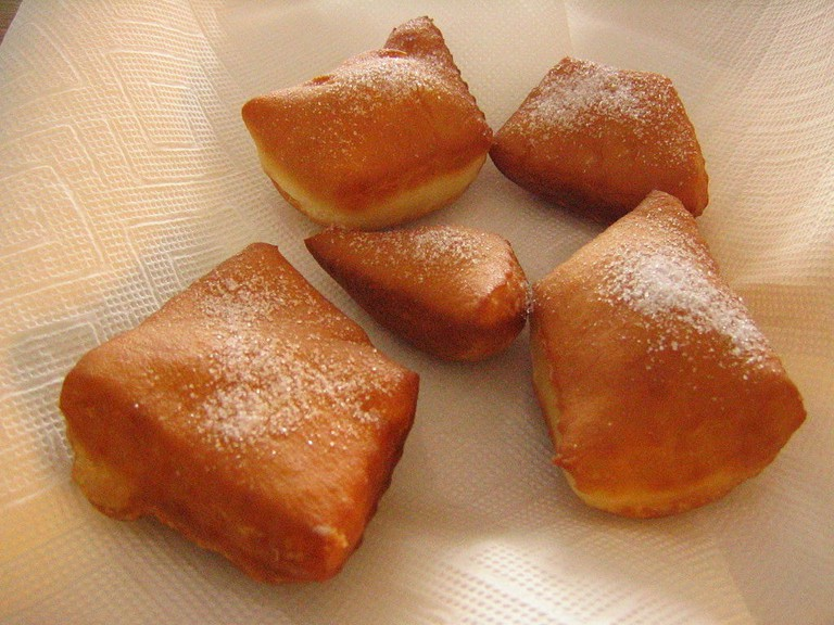 East African donuts