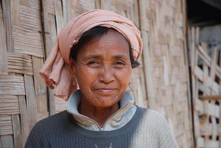 Khmu Woman   © Thomas Schoch/WikiCommons
