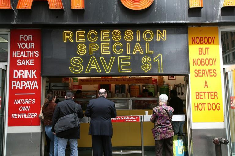 Recession Special   © Alan Turkus / Flickr