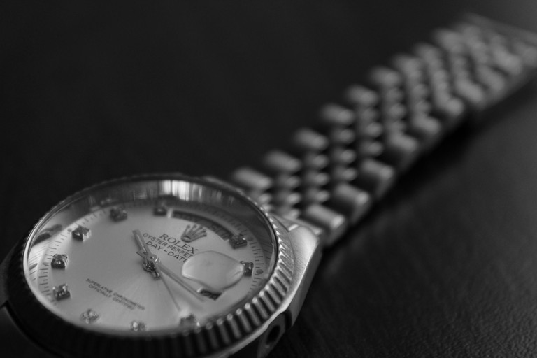 Rolex | © Alex McCarthy/Flickr