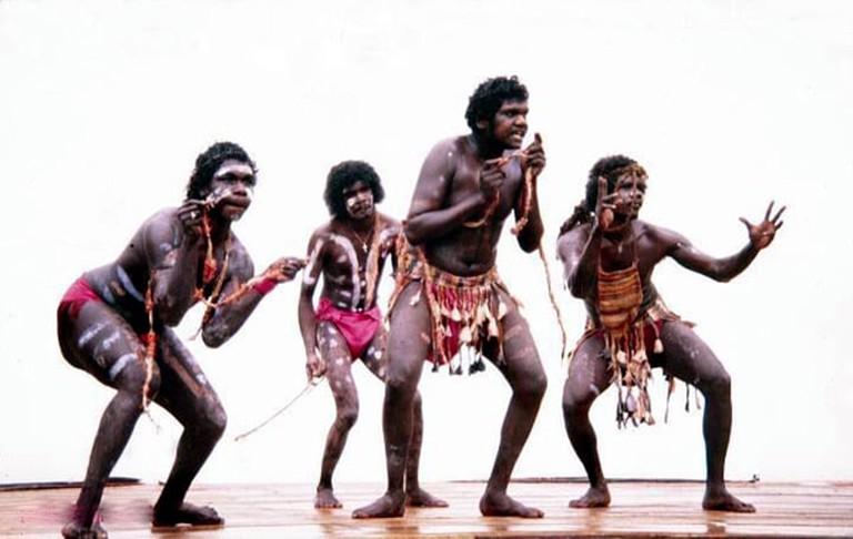 1981_event_Australian_aboriginals