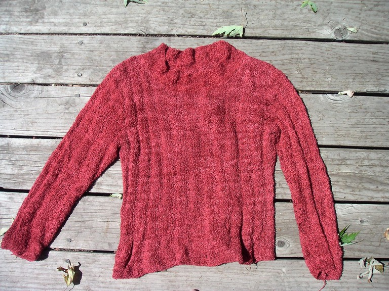 Cozy sweaters | © Lisa Dusseault/Flickr