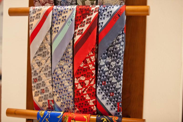 Croata ties   © JD Lasica/Flickr
