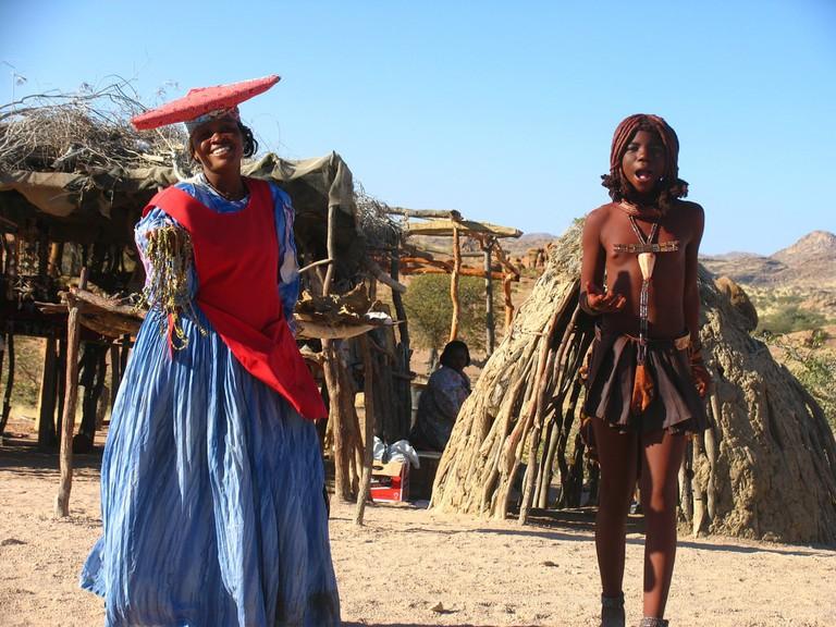 Herero woman