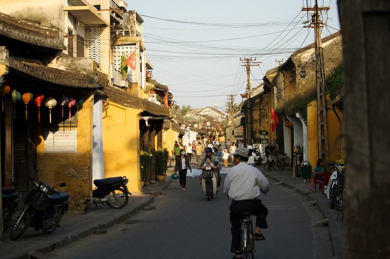 Hoi An streets   © Nam-ho Park/Flickr