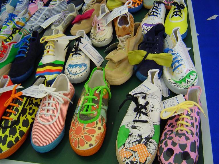 Startas shoes   © Deborah Hustic/Flickr