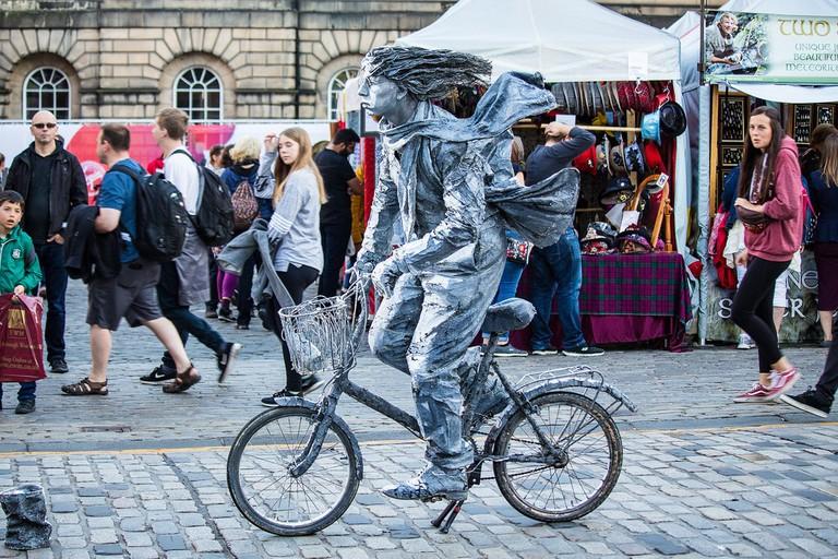Edinburgh Festival Fringe | © Ian Woodhead / Flickr