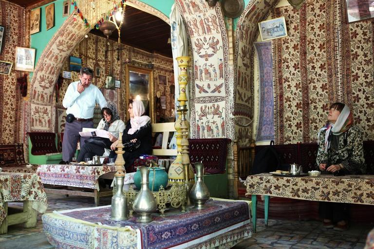 Teahouse in Esfahan | © Ninara / Flickr