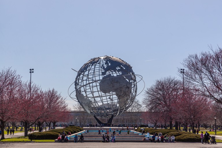 Flushing Meadows-Corona Park in Queens | © russellstreet/ Flickr