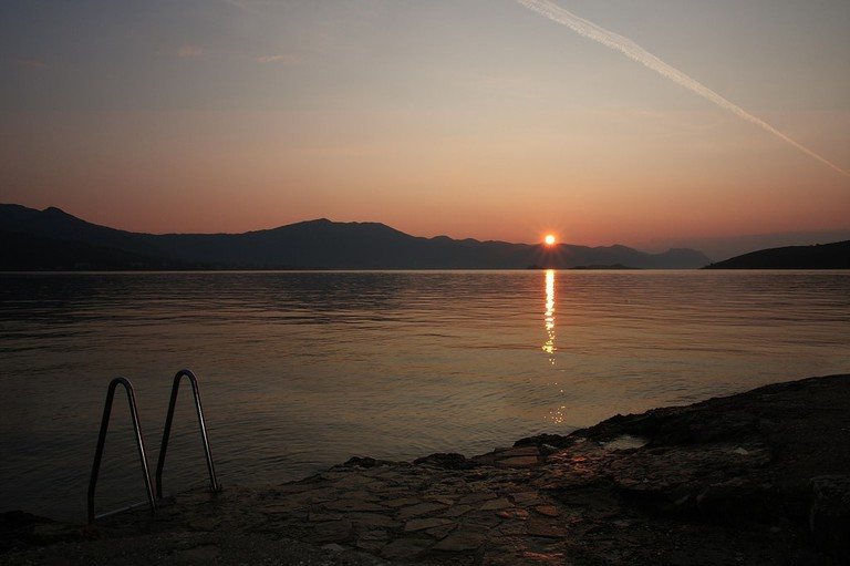 Zora - Dawn on the Croatian coast | © Emanuele/Flickr