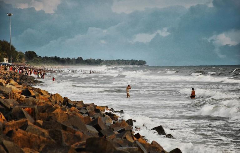 4.Cherai_Beach_