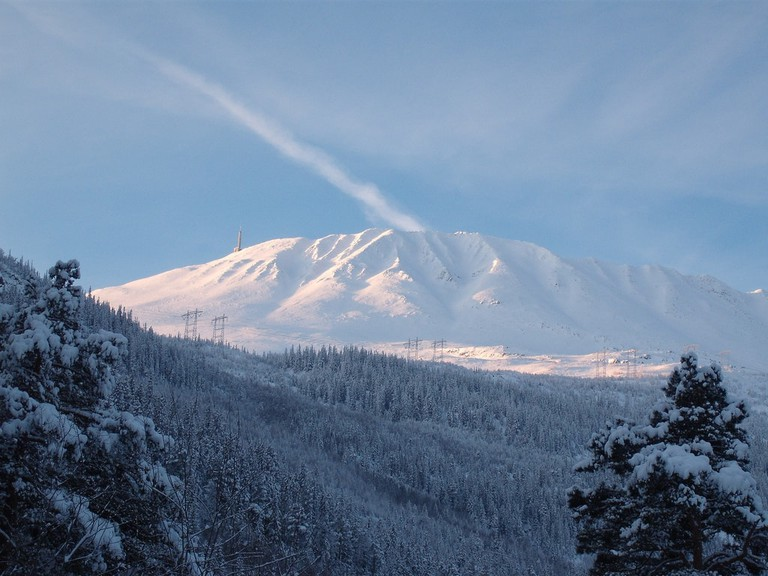 Gaustatoppen mountain | © subflux / Flickr