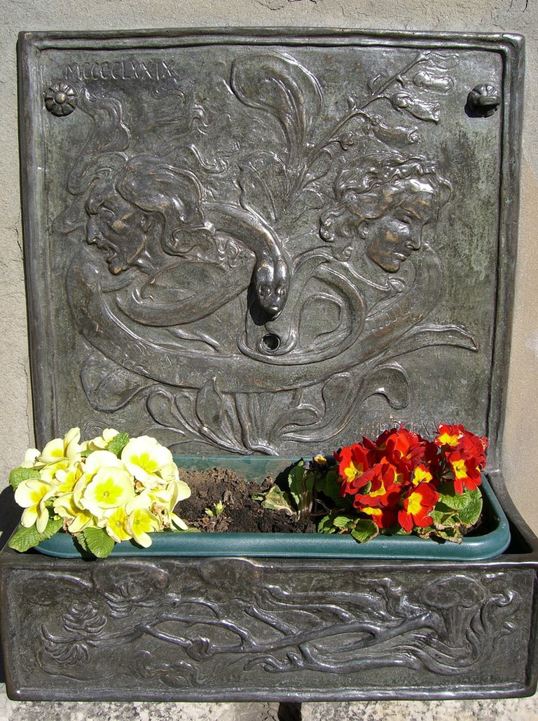 Witches' Well | © Jessica Spengler / Flickr