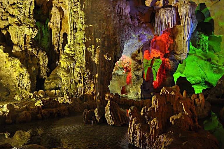 Dau Go Cave | © Davidlohr Bueso/Flickr