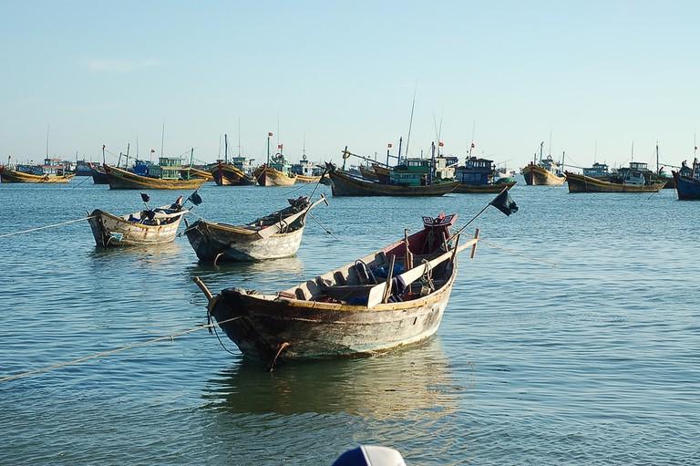 Fishing village   © Usodesita/Flickr
