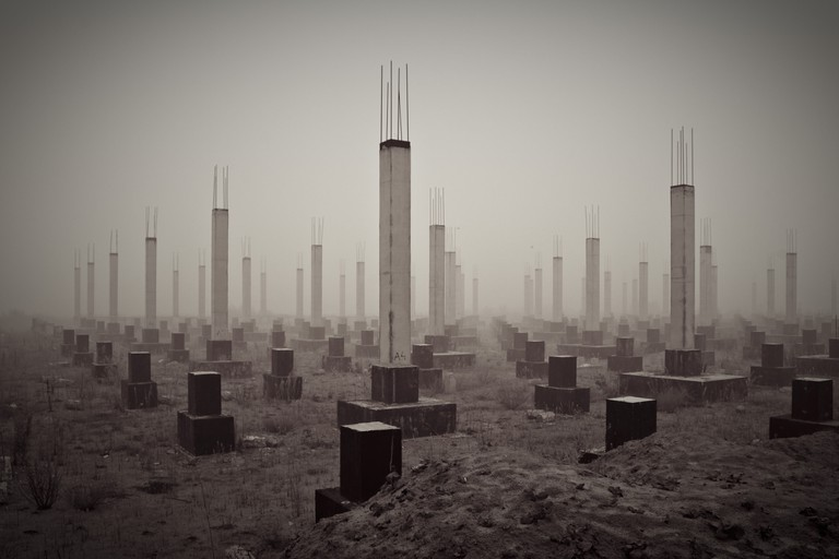 Cemetery of the 21st Century by Petr Starov
