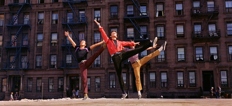 George Chakiris in 'West Side Story' | © United Artists