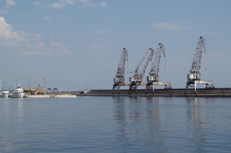 Rijeka waterfront   © ivoras/Flickr