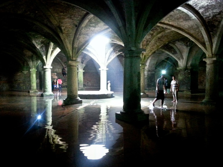 El Jadida Portuguese Cistern