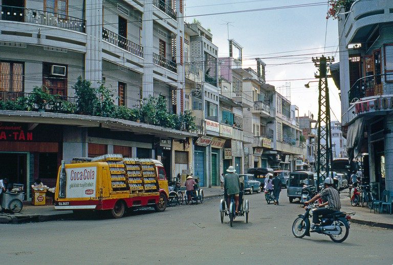 The infamous Bui Vien Street | © manhhai/Flickr
