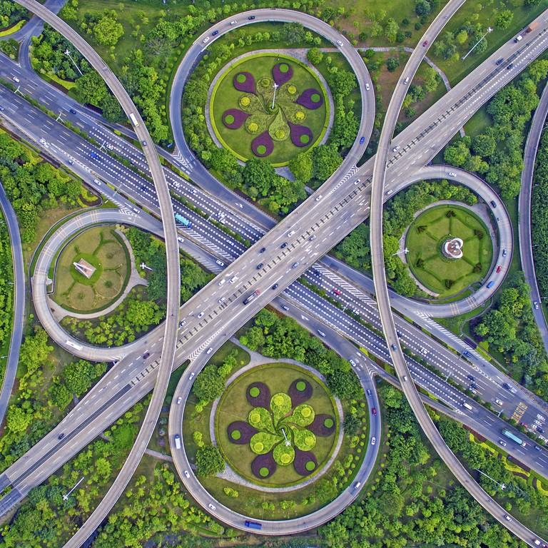 Cross Bridge Waltz by Guo Ji Hua