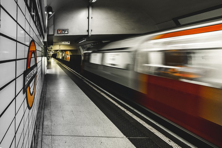 Mobile service is coming to the Tube